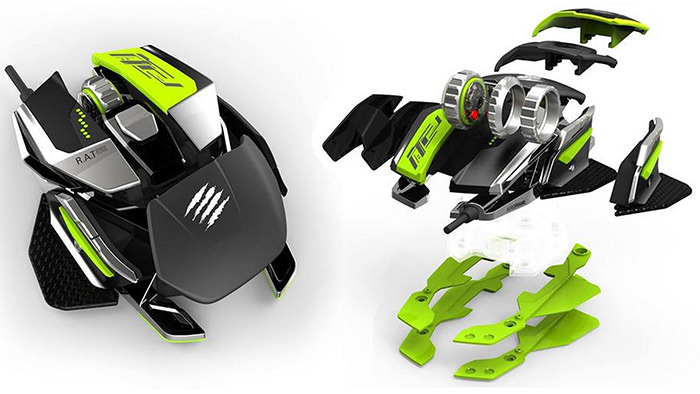 Mouse Mad Catz R.A.T. PRO X