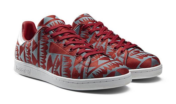 adidas originals stan smith roland garros 2016 rich scarlet