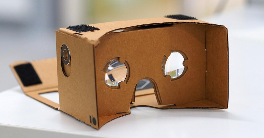 Google Cardboard ne aduce o varianta ieftina de VR