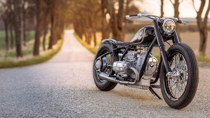 bmw r 5 hommage motorrad