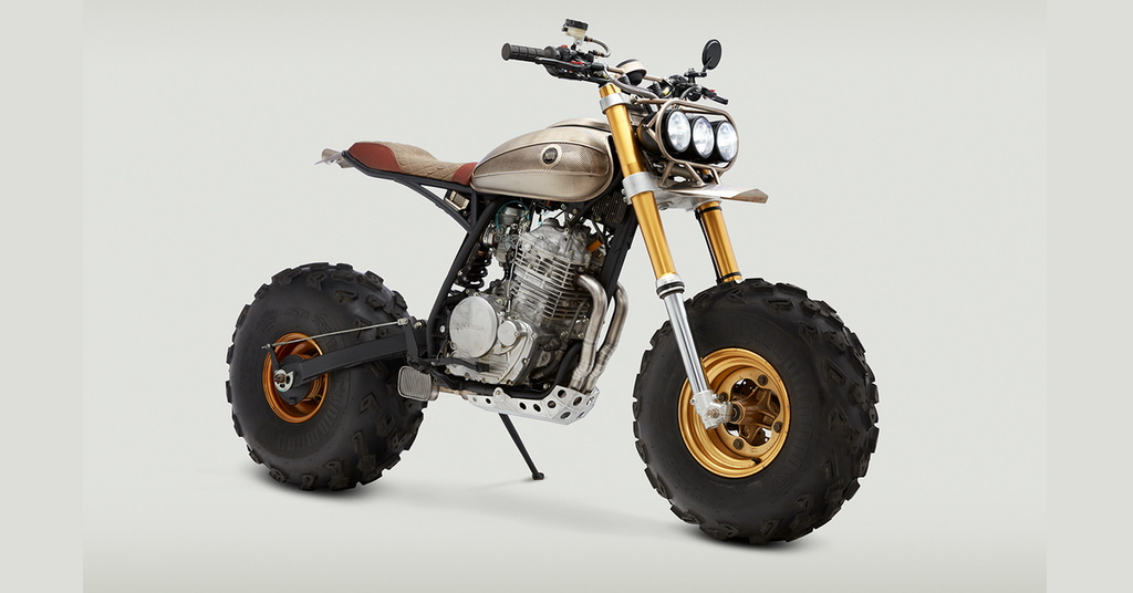 Aventura pe 2 roti cu Classified Moto BW650