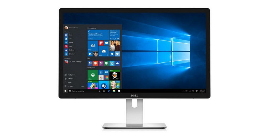 Editare grafica la rezolutie 5K cu monitorul Dell UP2715K