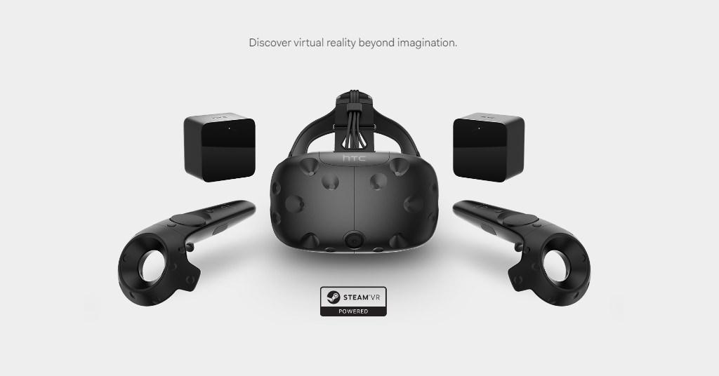 HTC Vive – realitate virtuala la tine acasa