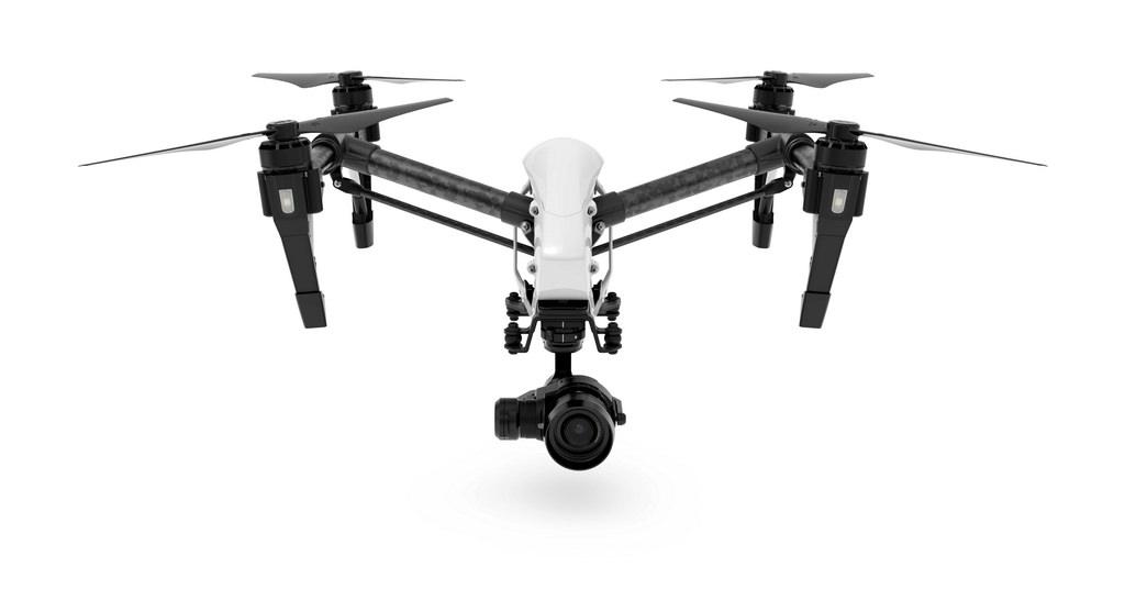 DJI Inspire 1 Pro: drona pentru filmari aeriene profesionale