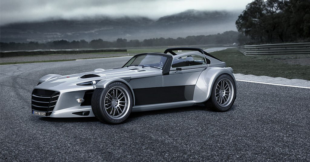 Donkervoort D8 GTO-RS duce sportivitatea la extrem