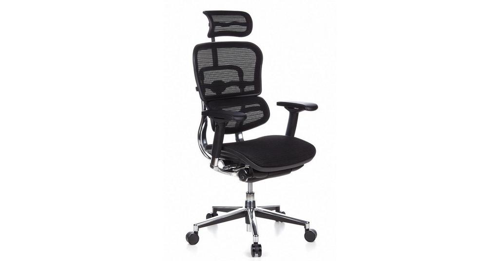 Relaxeaza-te la birou cu scaunul Ergohuman V2 Plus Elite