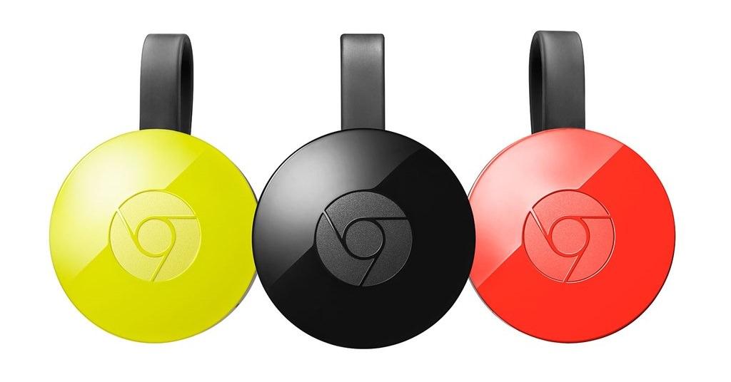 Trimite continut multimedia de pe telefon sau tableta direct pe televizor cu Google Chromecast 2