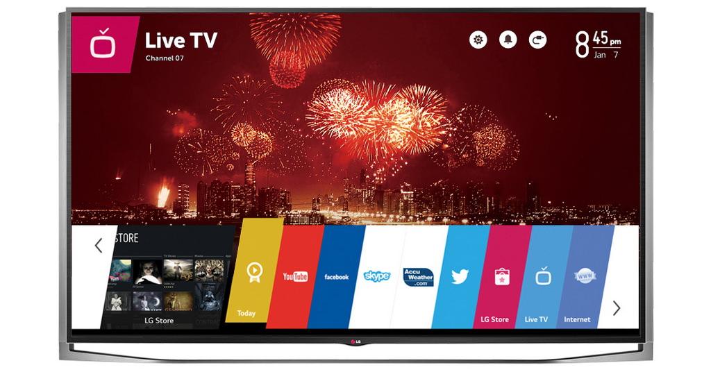 LG 98UB980V ofera entertainment la cea mai buna calitate