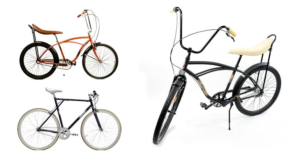 Cucereste orasul cu stil pe noile biciclete Pegas