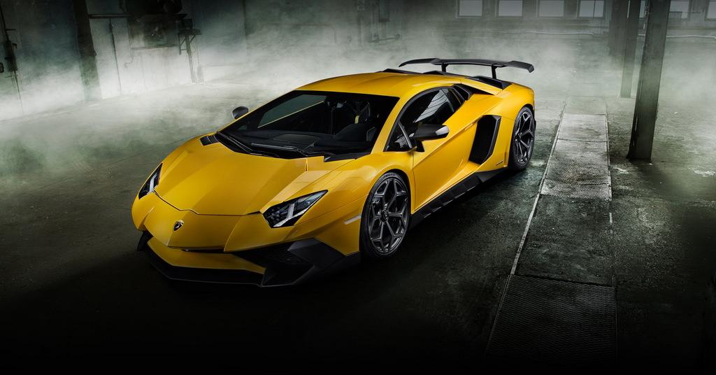 Novitec Torado Lamborghini Aventador LP 750-4 SuperVeloce