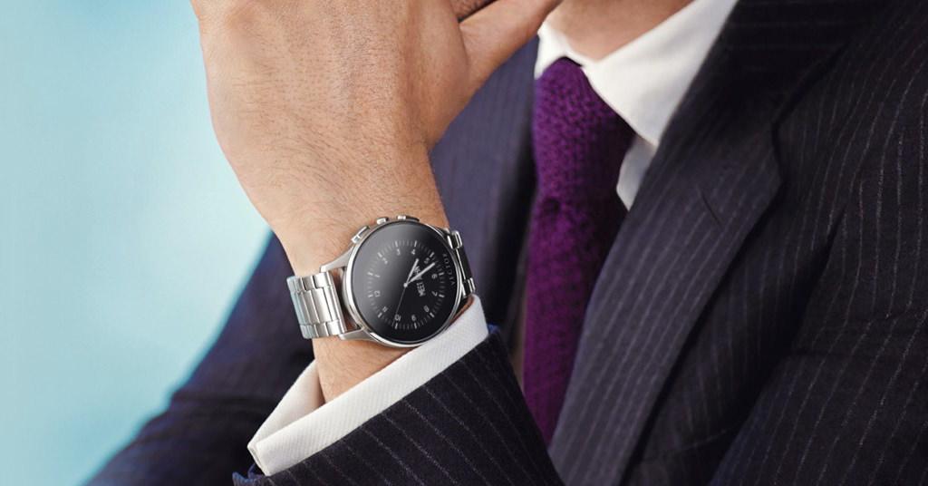 Vector Luna este un smartwatch cu o autonomie de o luna