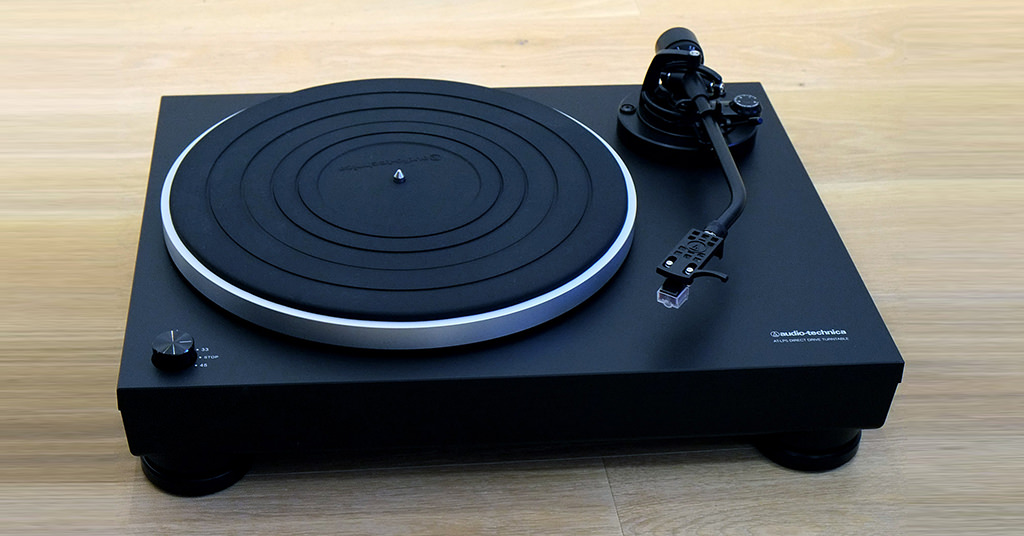 Audio-Technica AT-LP5 – design vintage cu tehnologie de ultima ora