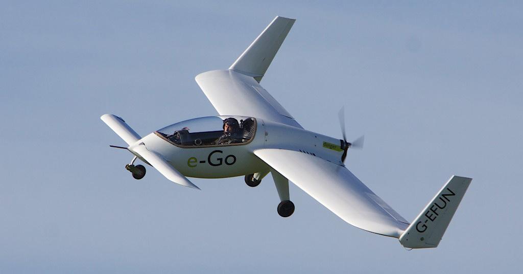 e-Go, avionul personal ce incape intr-un garaj