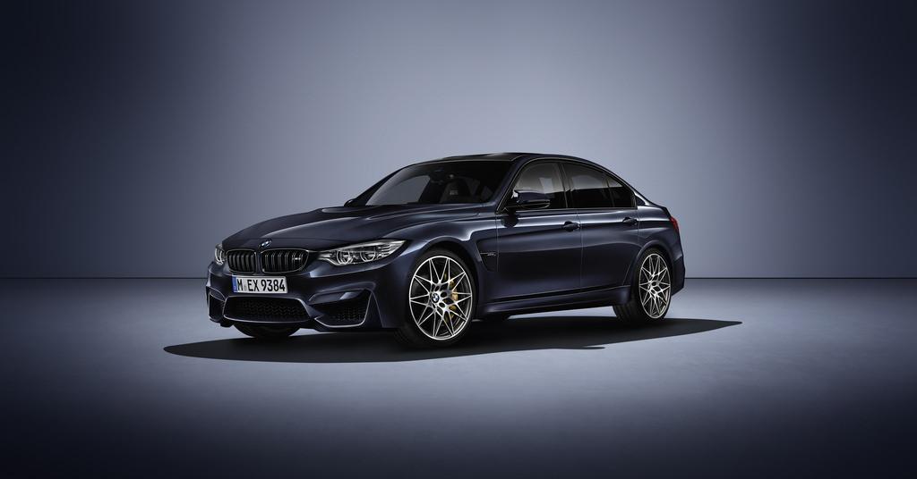 30 de ani de la primul M3: BMW M3 30 Years