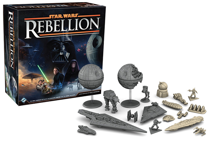 Boardgame Star Wars Rebellion