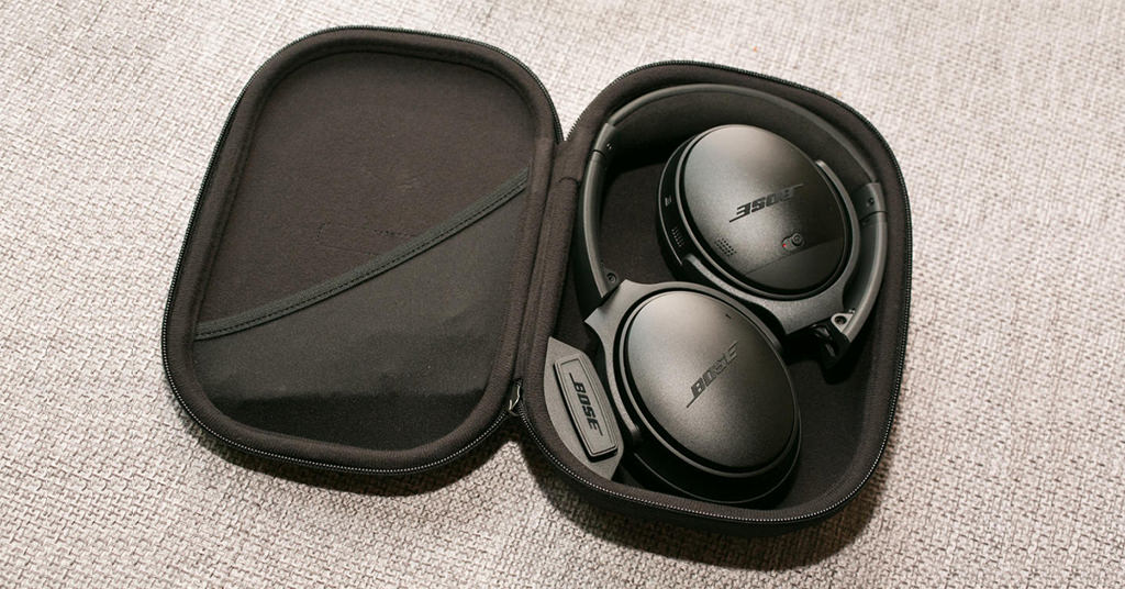 Bose QuietComfort 35 – noile casti wireless Bose ce anuleaza zgomotul de fond