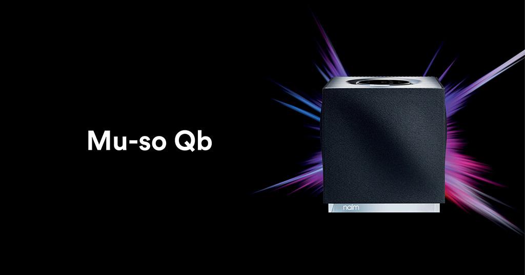 Boxa wireless Mu-so Qb aduce un sunet de top intr-un design compact