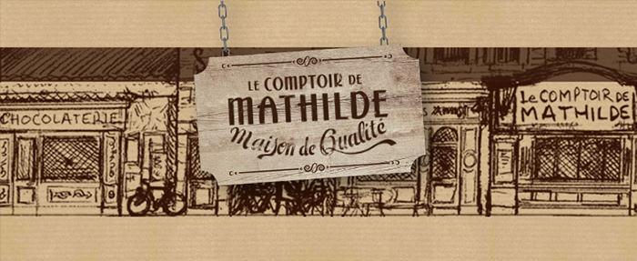 Ciocolaterie Le Comptoir de Mathilde
