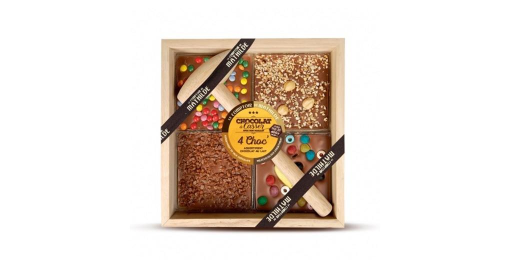 Ciocolata Comptoir de Mathilde indulceste zilele