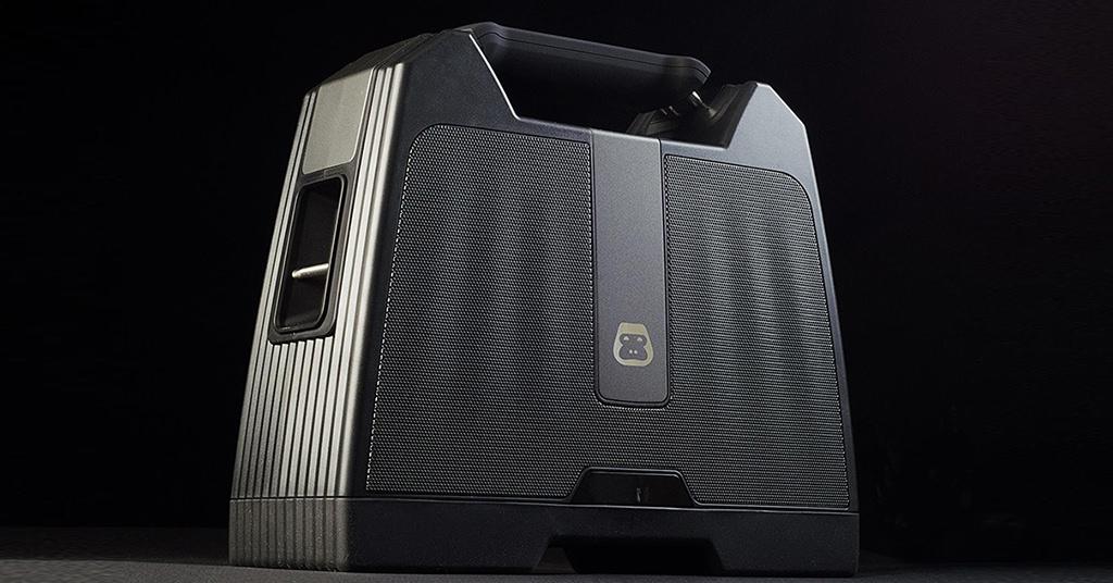 G-BOOM Wireless Bluetooth Boombox – anii '90 s-au intors