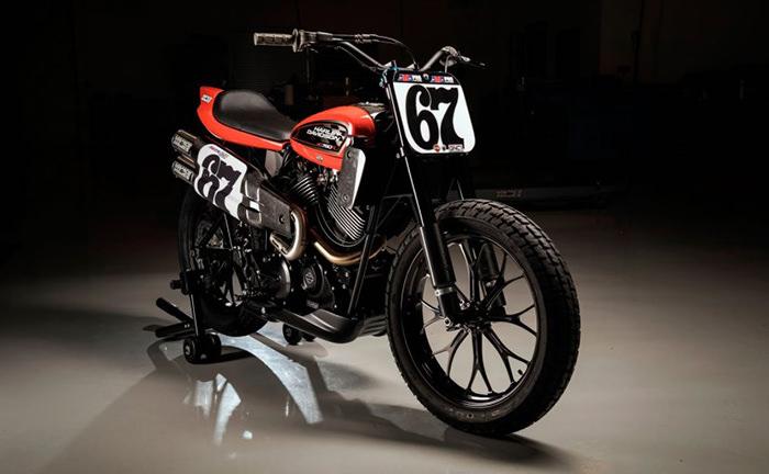 Motocicleta Harley-Davidson XG750R