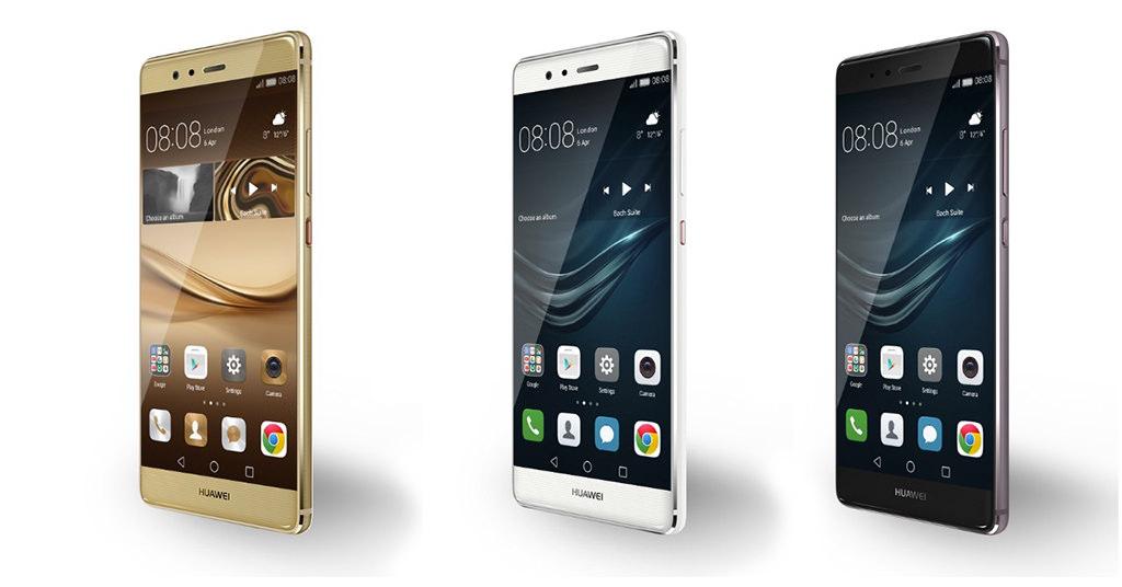 Huawei P9 Dual SIM: performanta, eleganta, versatilitate