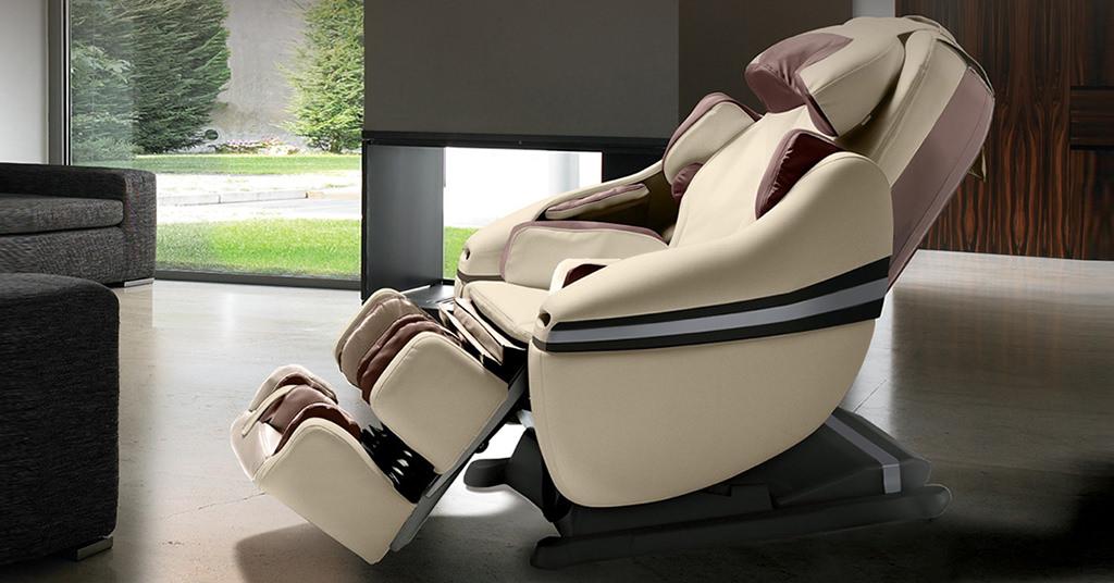 INADA DreamWave – scaunul de masaj la tine acasa