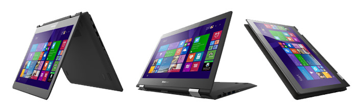 Laptop Lenovo IdeaPad Yoga 500-15