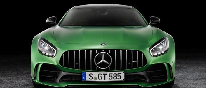 Mercedes-AMG GT R fata