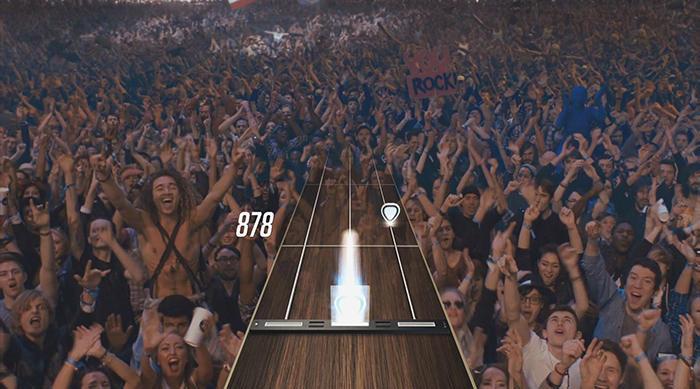 Mod live Guitar Hero Live
