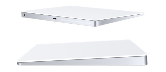 Model Apple Magic Trackpad 2