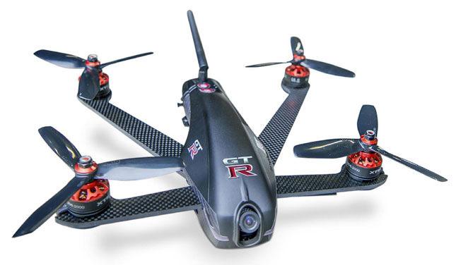 Model drona Nissan GT-R