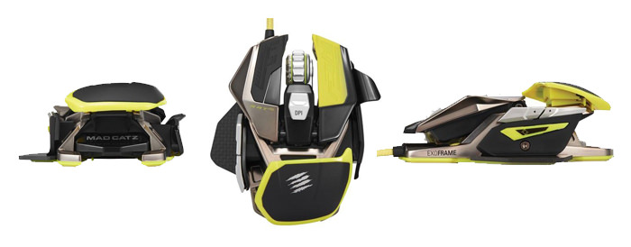 Mouse gamig Mad Catz R.A.T. PRO X