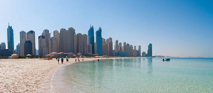 Plaja Dubai