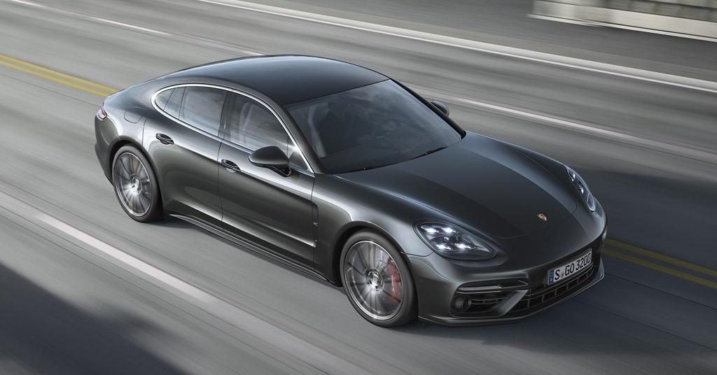 Cea mai buna masina sport de lux – Porsche Panamera 2017