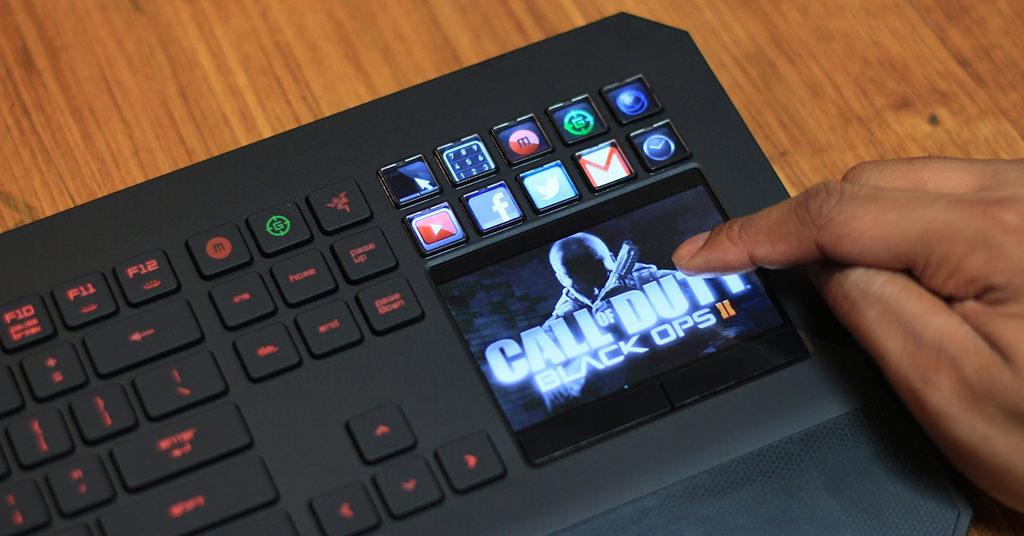 Tastatura Razer DeathStalker Ultimate schimba regulile jocului
