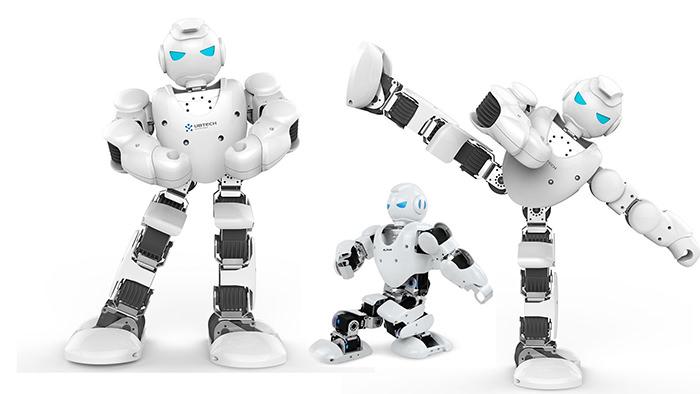 Robot interactiv UBTech Alpha 1S