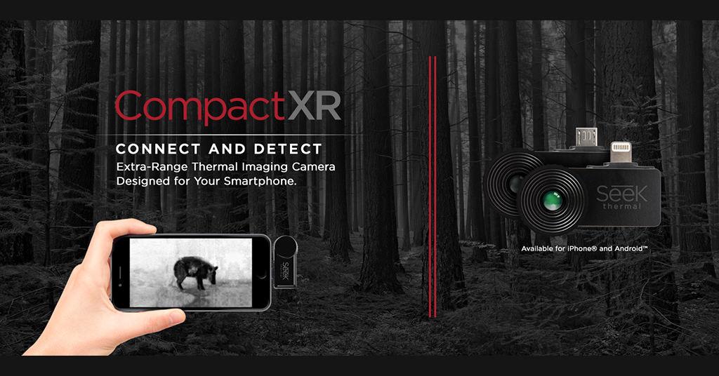 Seek Thermal, noua camera de termoviziune pentru iOS si Android