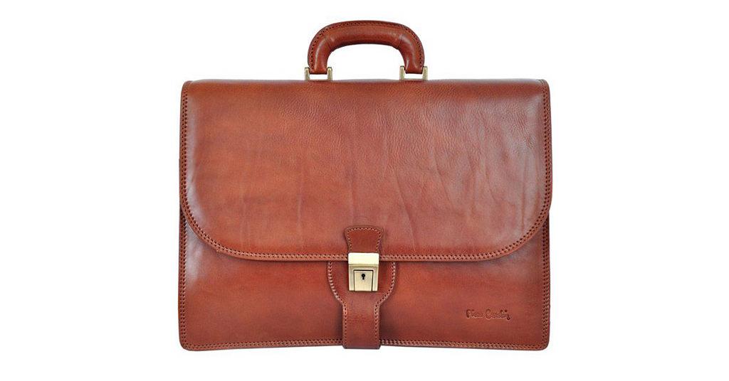 Servieta Pierre Cardin GS513, perfecta pentru orice businessman