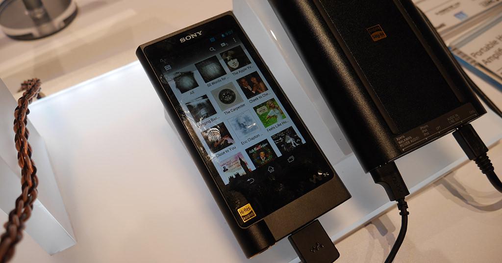 Sony Walkman NW-ZX2 iti aduce muzica preferata mai aproape
