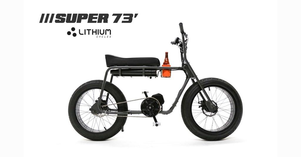 Pe cat de simpla, pe atat de cool – bicicleta electrica Super 73