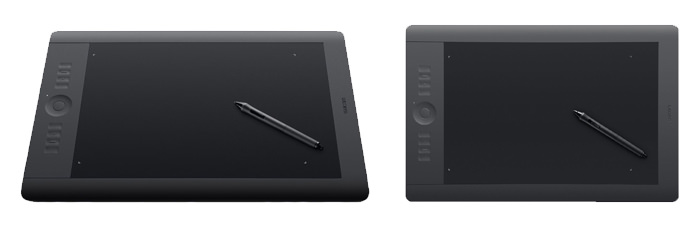 Tableta grafica Wacom Intuos Pro Medium