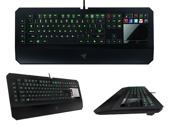 Tastatura Razer DeathStalker Ultimate
