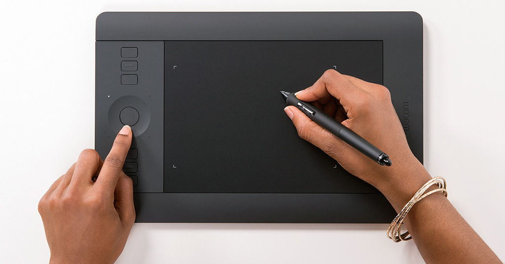Tableta grafica Wacom Intuos Pro Medium – creativitate nelimitata