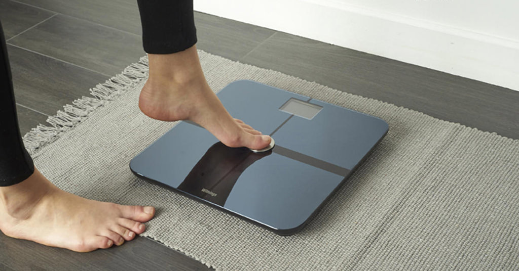 Withings WS-50 este cantarul Smart care te tine in forma