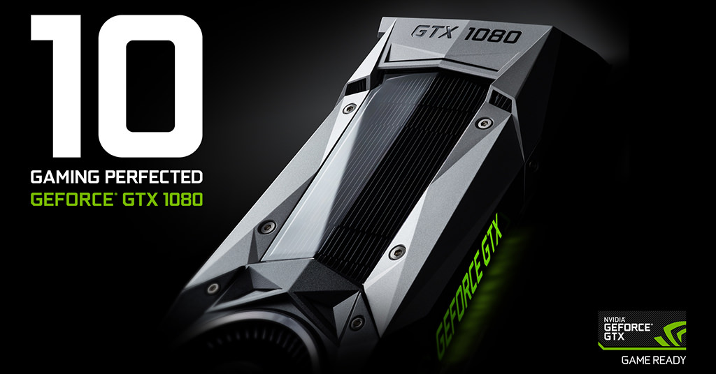 ZOTAC GeForce GTX 1080 – sa inceapa jocul!
