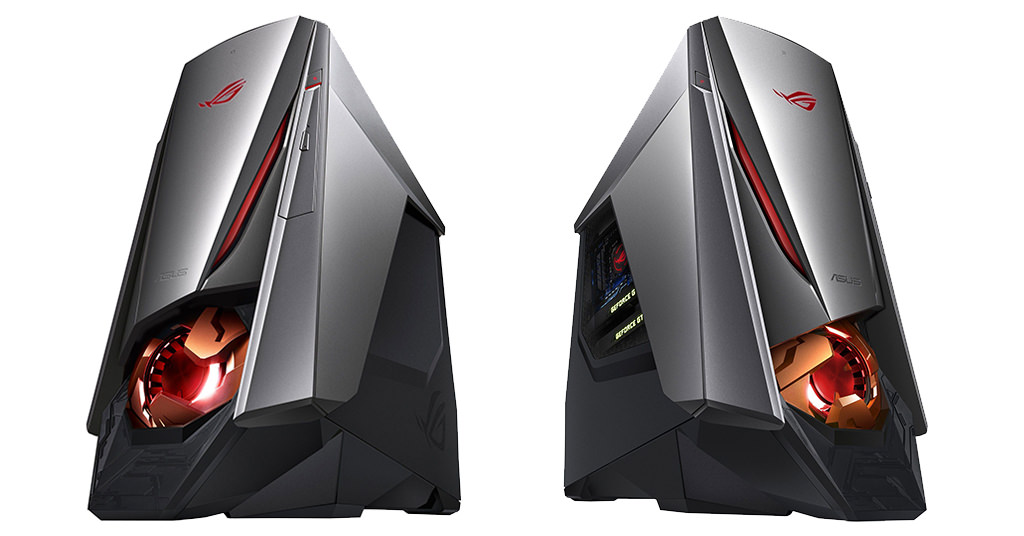 Sistemul desktop Asus GT51CA-RO004T, construit pentru gaming