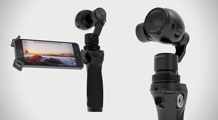 Camera si accesoriu DJI OSMO