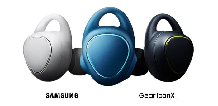 Modele Samsung Gear IconX