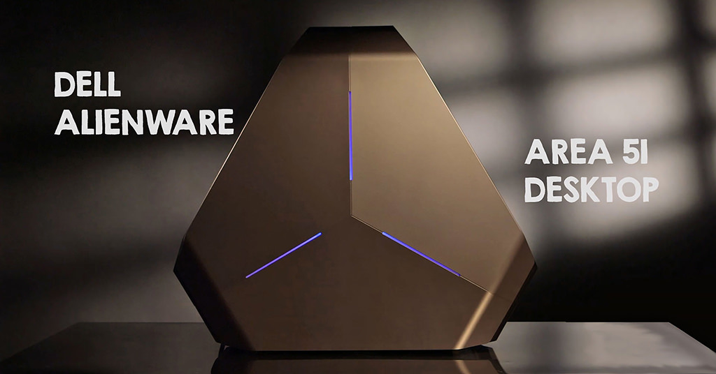 Sistemul Dell Alienware Area 51 – PC-ul de gaming la care ai visat